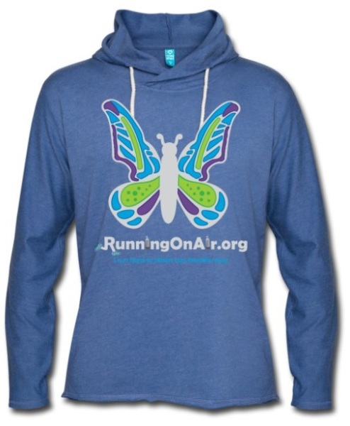 Butterfly Running On Air logo